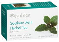 Southern Mint Herbal Tea by Revolution Tea - Buy Southern Mint Herbal Tea 16 Bag at