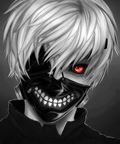 Masked Grin by Caerulai on DeviantArt