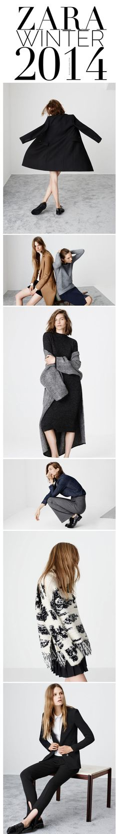 Zara Winter 2014