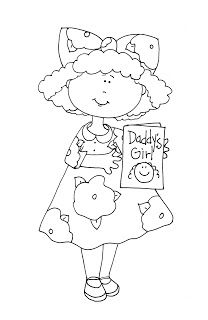Free Dearie Dolls Digi Stamps