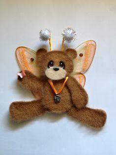 Sweet Tear Bears: Sweet Butterfly Bear.