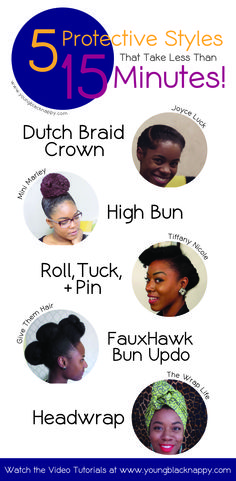 Super Quick Protective Styles for Natural Hair Big Natural Hair, Natural Hair Journey, Natural Hair Styles, Au Natural, Natural Afro Hairstyles, Protective Hairstyles, Hair Hub, Natural Protective Styles, Hair Addiction