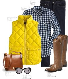 MariaOnPoint | Trendy Thursday: Fall Casual Wear @jcrew @coach