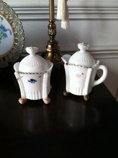 Westmoreland Specialty Milk Glass Sugar Creamer by FrannieBee