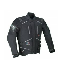 08e323c8168 Moto bunda Richa TOURING C-CHANGE-černá-nadměrná velikost