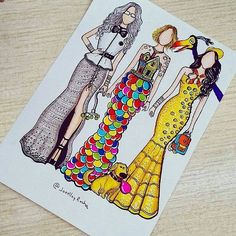Up inspired dresses