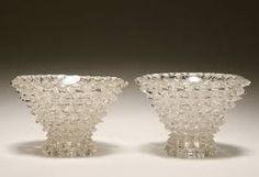 Risultati immagini per very vintage glass crystal ferro