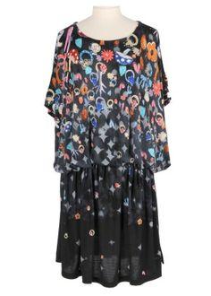 Mushroom dress- In Love-Tsumori Chisato