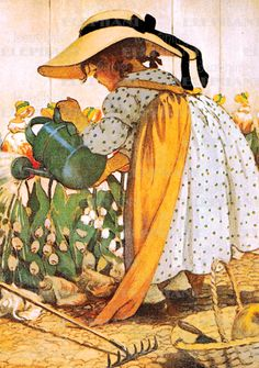 Illustrator Jessie Wilcox Smith