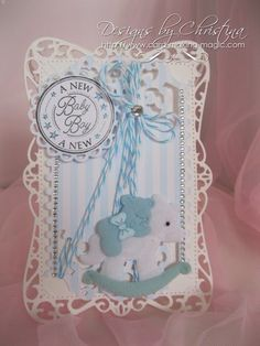 Spellbinders Filigree Hinged Cards give you a beautiful edge to your creations.