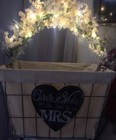 diy wishing well for bridal shower david tutera battery operated lights heart says