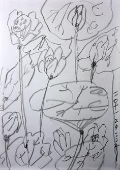 https://www.facebook.com/sahong.gum Gum-Sahong Drawing.Folk 금사홍,민화,드로잉,펜
