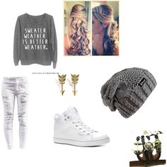 """""""Cutee Outfits Fo' Dayzz!"""" by jasminecurberson on Polyvore"""
