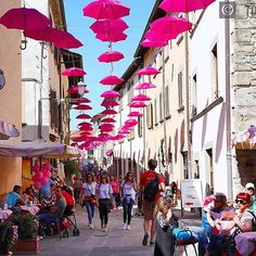 source instagram tdwsport  Ciao Bagno Di Romagna - In love with the way Italians welcome the @giroditalia stages #ambiance #decoration #thinkpink #fightforpink #stage11 #giro100 #girorosa #cycling  tdwsport  2017/05/18 18:10:22