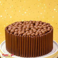 Delicious Cake Recipes, Fun Baking Recipes, Yummy Cakes, Sweet Recipes, Dessert Recipes, Yummy Food, Cute Desserts, Chocolate Desserts, Chocolate Cake