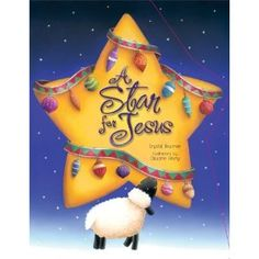 A Star for Jesus, written by Crystal Bowman and illustrated by Claudine Gevry, is the story of two children who look into the sky at a bright Christmas star and think about the very first Christmas.