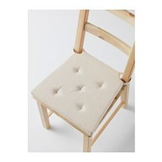 JUSTINA Chair pad - IKEA
