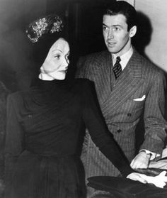 Image result for james stewart and marlene dietrich