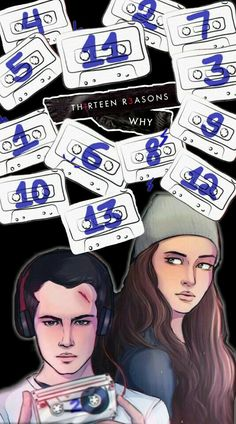 de 13 Reasons Why para celular reasons why wallpaper 13 Reasons Why Fanart, 13 Reasons Why Poster, 13 Reasons Why Reasons, 13 Reasons Why Netflix, Thirteen Reasons Why, Never Have I Ever, Best Series, Iphone Wallpaper, 13 Reasons Why Wallpaper Iphone