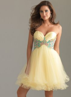 What do you think of this as a prom dress?