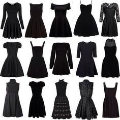 dress black Witch need dresses goth gothic do want black dress Goth girl dark fashion witchy gothgoth cheshire-in-disguise Dresses For Teens, Trendy Dresses, Cute Dresses, Fashion Dresses, Party Dresses, School Dresses, Party Outfits, Dresses Dresses, Long Dresses