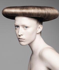 Hair by Guido Palau / Photography by David Sims