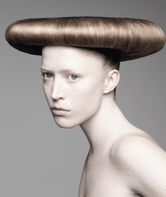 Hair by Guido Palau / Photography by David Sims
