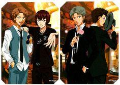 Prince of tennis -- Hyoutei,Mukahi,Jirou,Shishido,Chotarou