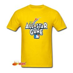 The City of Miami will become a first-time host of the Midsummer Classic when the All-Star Game is played at Marlins Park on Tuesday, July helps keep you dry and crew neck with interior taping for comfort. Major League Baseball Teams, Mlb Teams, Team T Shirts, Tee Shirts, Mlb American League, Nhl Season, Florida Panthers, Miami Marlins, Star Logo