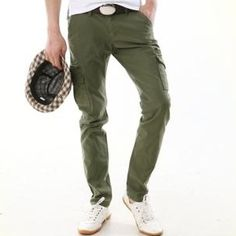 Cool Styles For Men With Cargo Pants