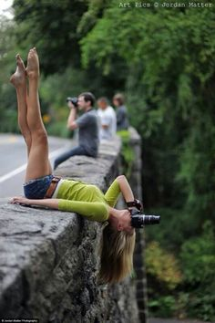 Yoga. Photography.  ♥