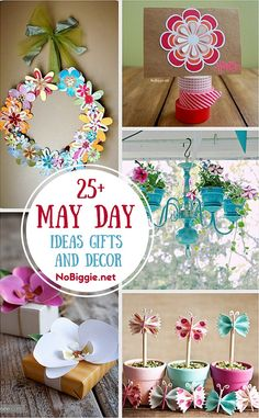 25+ May Day ideas gifts and decor - NoBiggie.net