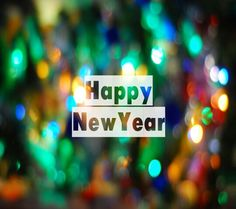 Happy New Year. !!