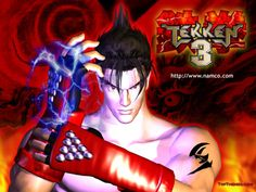 Tekken 3 - actually all the Tekkens were good for me :)