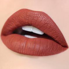 7 Liquid Lipsticks to Covet for Fall 7 Liquid Lipsticks to Covet for Fall: lips with Terracotta liquid lipstick Lipstick Art, Lipstick Swatches, Lipstick Shades, Liquid Lipstick, Lipstick Palette, Glitter Lipstick, Colorpop Swatches, Glossy Lipstick, Gloss Eyeshadow