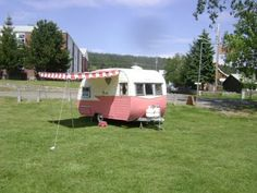 favorite places and spaces a whole website devoted to fixing up old trailers, love!