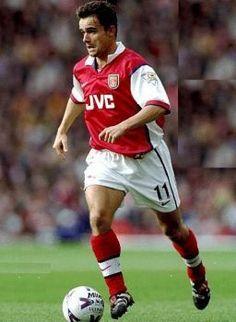 Marc Overmars - Go Ahead Eagles, Willem II, Ajax, Arsenal, Barcelona, Netherlands.