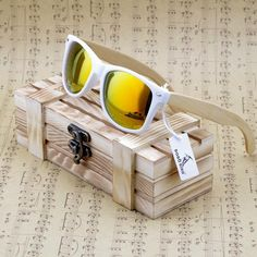 Native Shades hand crafted wooden/bamboo sunglasses unisex free shipping