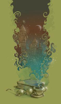 beautiful things harry potter fan art wizarding world wizard witch hogwarts magic fantasy jk rowling potterhead Harry Potter Universe, Harry Potter Love, Harry Potter Artwork, James Potter, Hrry Potter, Illustration, Fantastic Beasts, Book Worms, Book Art