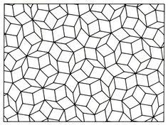 Penrose-Muster 1