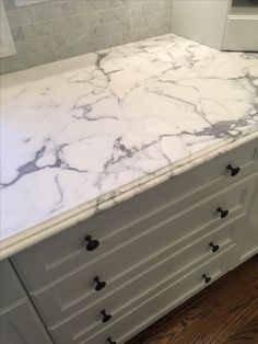 Engineered Stone, Marble Countertops, Mattress, Dresser, Stones, Furniture, Home Decor, Powder Room, Rocks
