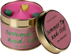 Summer Fig & Olive Candle