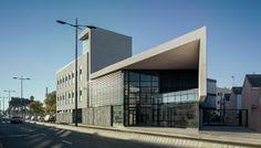 NUEVOS JUZGADOS EN ALMENDRALEJO by E. BARJADÍ & ASOCIADOS #architecture