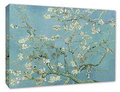 VAN GOGH ALMOND BLOSSOM TREE DUCK EGG BLUE CANVAS PRINT A1 Cheryl Monaghan http://www.amazon.co.uk/dp/B01BNRXN7A/ref=cm_sw_r_pi_dp_g6kVwb1BVDM0X