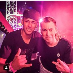 .@ushuaiaibiza was AMAZING! Thanks to @neymarjr for stopping by!