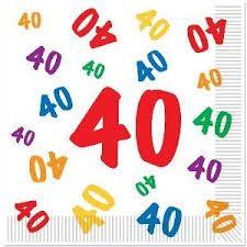 Leuke Tekst 40 Jaar Verjaardag