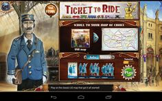 ApkDriver - Latest Android Apps,Games and News: Ticket to Ride v1.6.7-546-841ed051 apk
