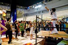 9/7 プロジェクト福島《フェスティバルFUKUSHIMA in AICHI!》 撮影:黒田愛美 撮影場所:オアシス21