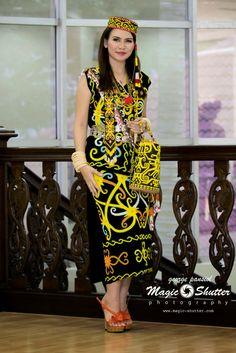 Agustina Julan MISS CONSERVATION BHF 2014 Photo credit:MAGIC SHUTTER Subsidiary Title@Borneo Hornbill Festival 2014