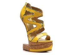 C Label Femi-1 Platform Sandal Women's Sandals All Women's Clearance Clearance - DSW